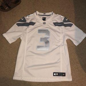 Russel Wilson Seahawks Jersey size Large